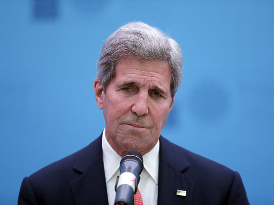 Керри встретился с Климкиным: США поддерживают суверенитет Украины