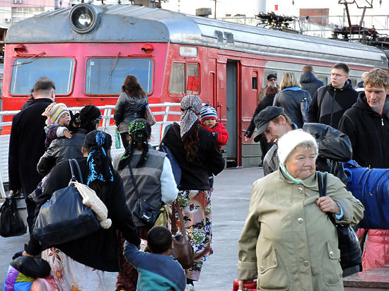 В Подмосковье отменены проездные билеты