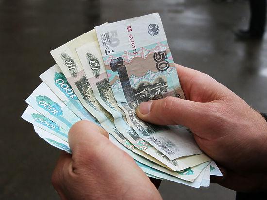Каждому пятому россиянину зарплаты хватает только на еду