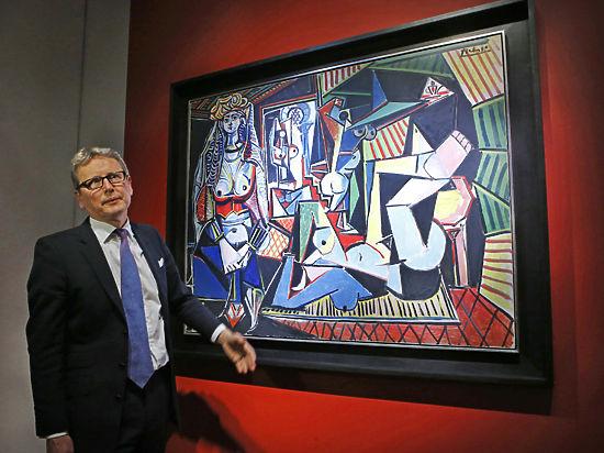 Произведения искусства ушли с молотка за запредельные цены