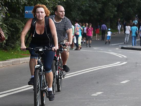 Велосипедисты требуют закрыть центр Москвы для автомобилей
