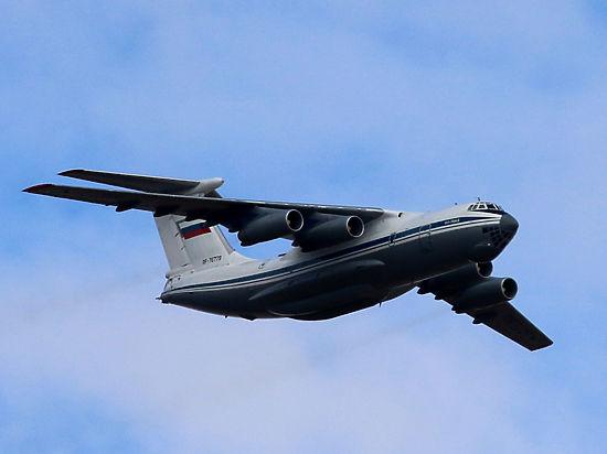 Истребители НАТО перехватили российский Ил-76 над Балтикой