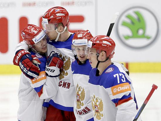 Хоккей Россия — США: сравниваем!