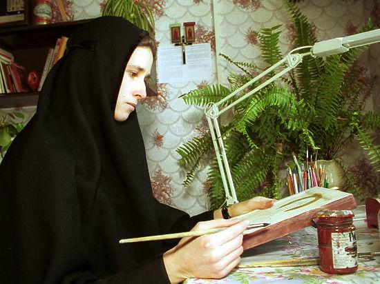 Сексуальность монашествующих женщин