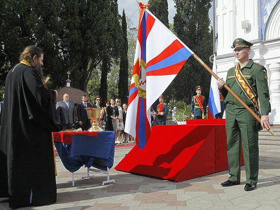 Шойгу вручит ЦСКА новый флаг - как воинскому формированию
