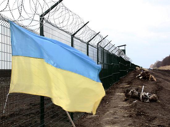 Киев потратит на строительство «Стены» Яценюка 200 млн долларов