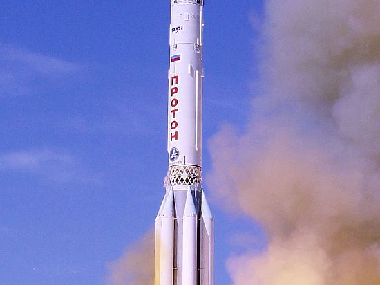 Ранее российская ракета-носитель стартовала с Байконура