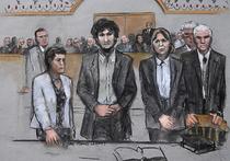 Суд присяжных приговорил Джохара Царнаева к смертной казни