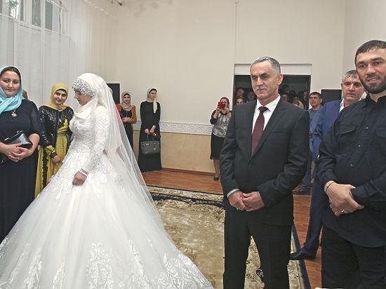 «Свадьбу тысячелетия» Гучигова и Гойлабиевой, возможно, регистрировала чеченская журналистка