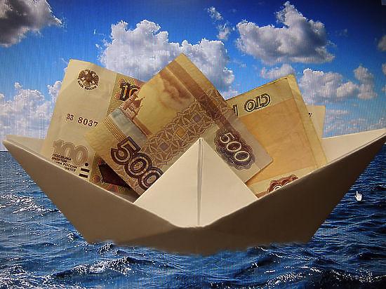 Минфин РФ: Дефицит бюджета за январь-апрель составил 4,4% ВВП
