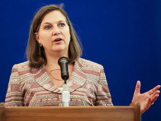 Нуланд заявила об отказе Киева от новых боевых действий в Донбассе