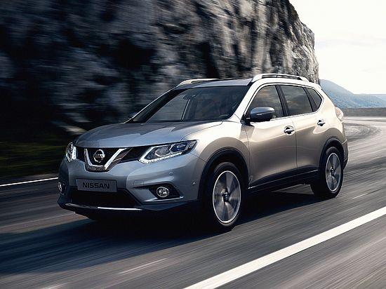 Nissan распродает X-Trail со скидками