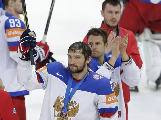 Российских хоккеистов в аэропорту не встретил ни один болельщик
