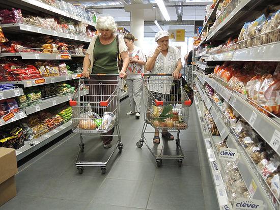 Россия возвращает на рынок продовольствие Венгрии, Греции, Кипра