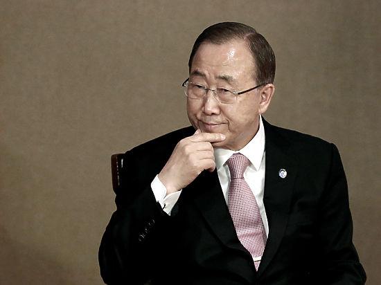 Ким Чен Ын не пустил генсека ООН в технопарк Кэсон