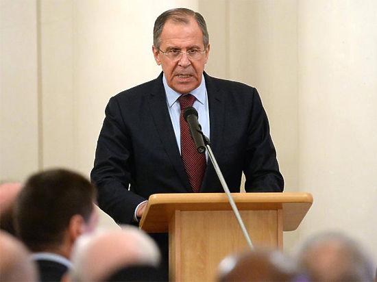 Лавров назвал «сотрясанием воздуха» слова Турчинова о размещении ПРО на Украине
