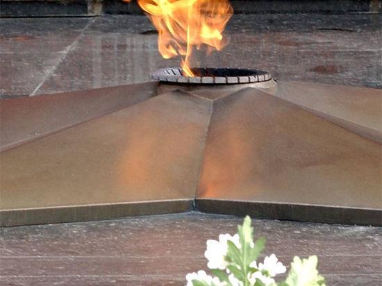 Найдены тульские подростки, жарившие картошку на Вечном огне