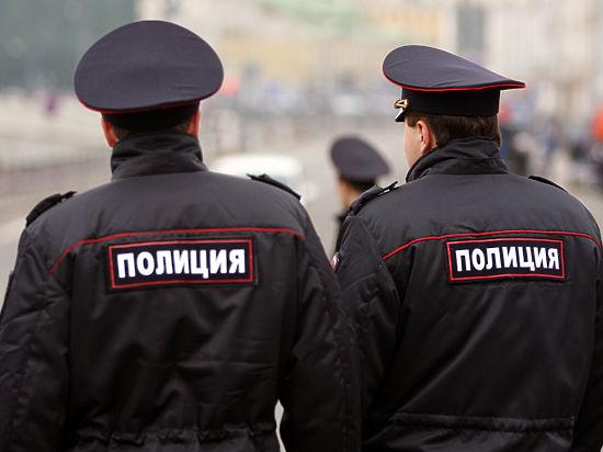 В Москве поймали