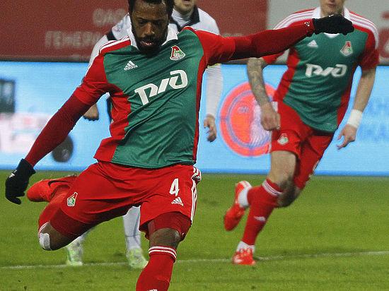 Локомотив - Кубань - 3:1: Кучук проиграл финал своей бывшей команде. Онлайн - трансляция