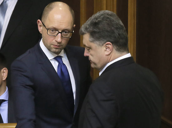 Порошенко урежут зарплату, а Яценюка обвинят в коррупции?