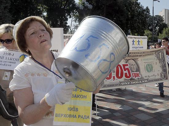 Хроника митинга у Верховной Рады: милиционеры считают, что акция срежиссирована