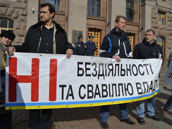 Украинская весна в минорных тонах