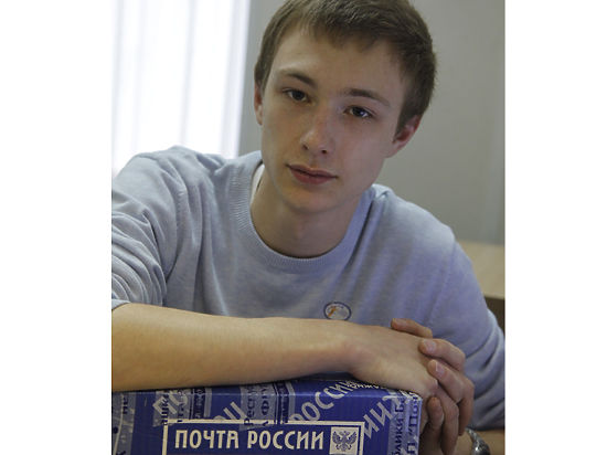 Молодежь выбирает Почту России
