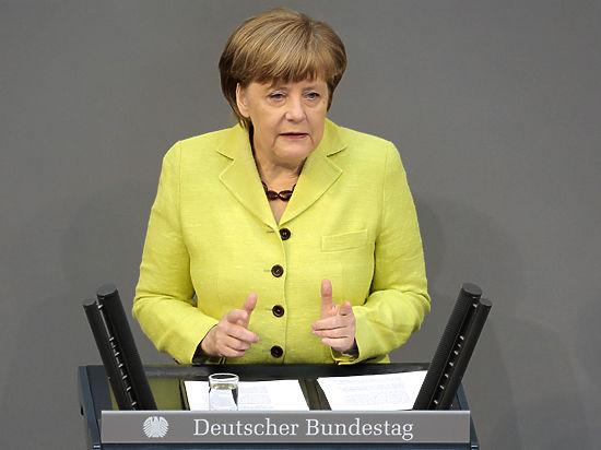 Канлер Германии выступила с рядом громких заявлений