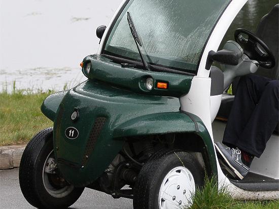 Москвичи смогут сдать мусор электромобилям