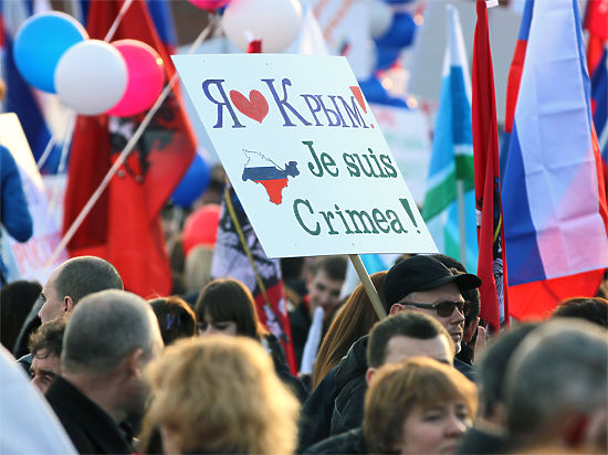Армения и Белоруссия отвергли заявление «Восточного партнерства» из-за фразы о Крыме