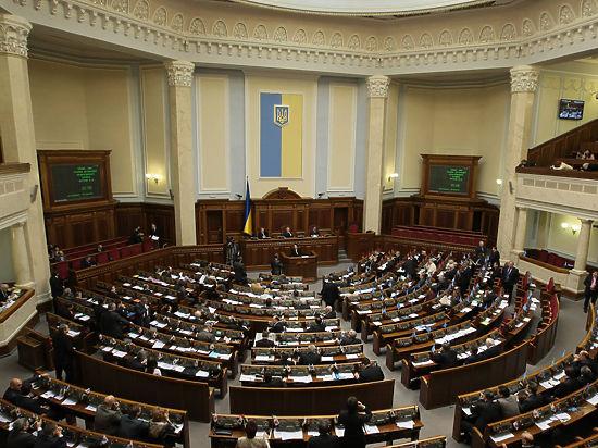 Верховная Рада разорвала соглашение с Россией ввоенной сфере