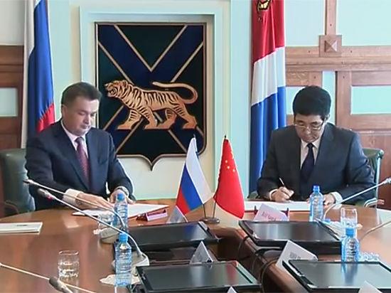 Китайцы хотят ездить во Владивосток на скоростном поезде