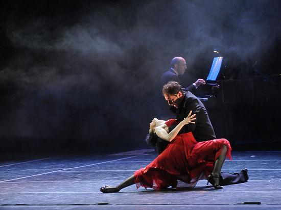 На Чеховском фестивале показали настоящее аргентинское танго