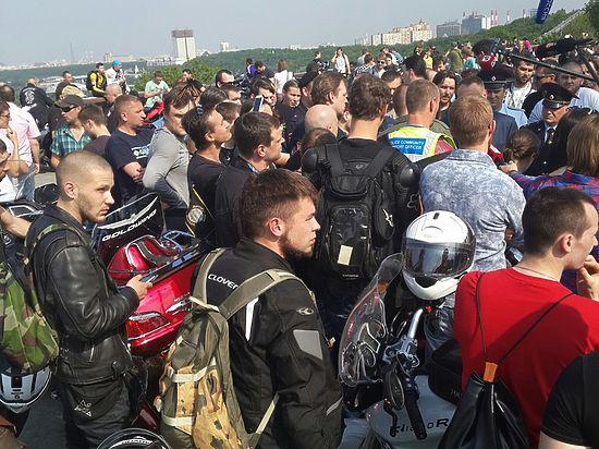 Он пообещал, что расследование гибели мотоциклиста на Кутузовском проспекте будет вестись объективно