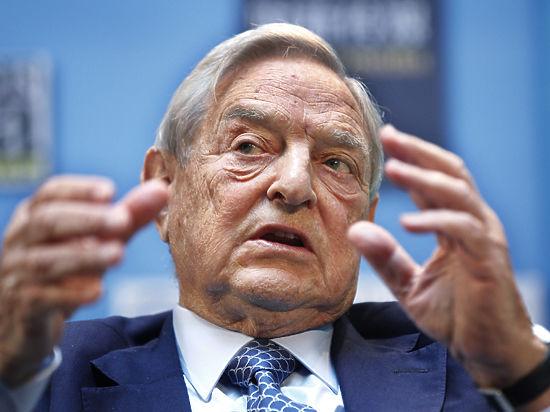 Миллиардер Сорос: третья мировая начнется из-за конфликта США и Китая