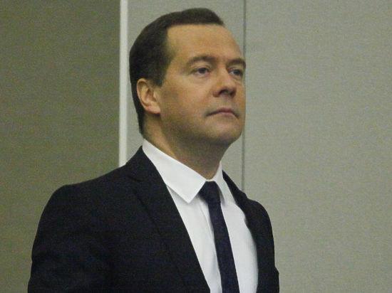 Российский премьер дал большое телеинтервью