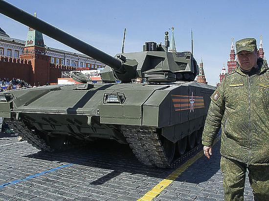 """Новая боевая машина должна будет сменить """"Леопард-2"""""""