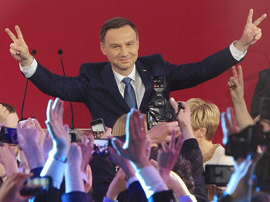 Куда будет дуть Дуда: в Польше победил кандидат от партии Качиньского