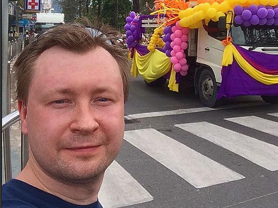 ЛГБТ-активиста Алексеева предупредили о предъявлении уголовного обвинения