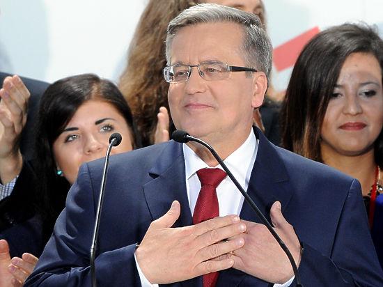 Пушков объяснил провал Коморовского на президентских выборах ненавистью к России