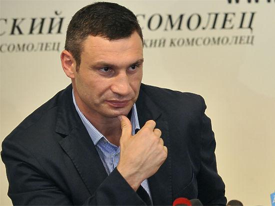 Второй раунд: Кличко собирается снова стать мэром Киева