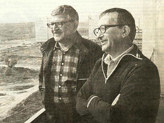 Архив братьев Стругацких спасли в Донецке в банках с соленьями