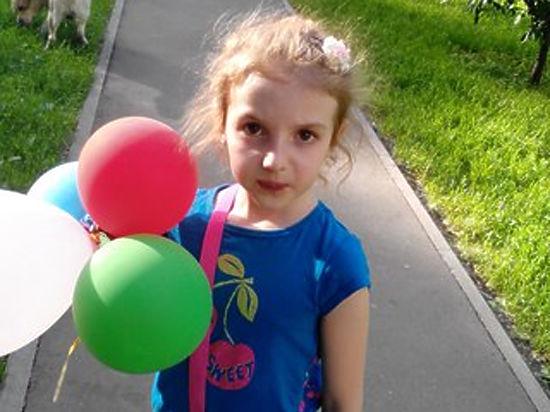 В Москве пропала 7-летняя девочка