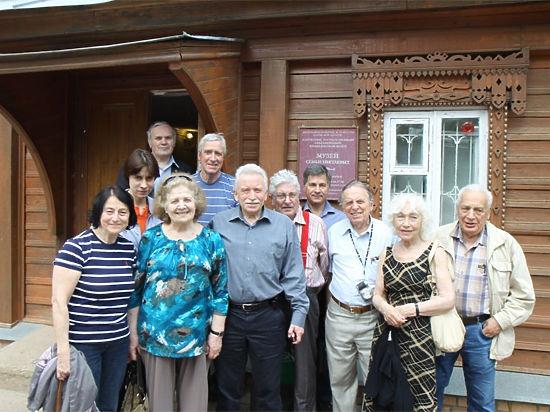 В Тарусе завершился съезд Национального союза библиофилов