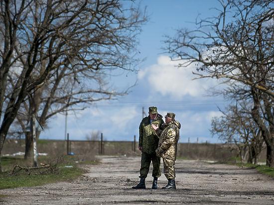 На рубеже с Украиной отгородились от торговцев оружием