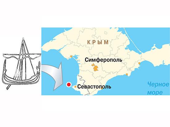 На дне Черного моря нашли чудо-корабль