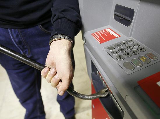 В убийстве полицейского подозреваются грабители банкоматов