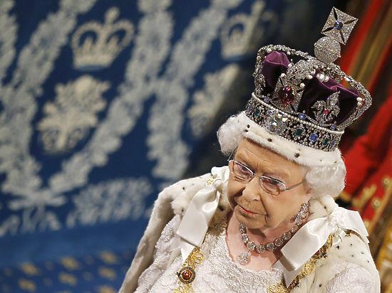 """""""Мое правительство будет настаивать на полной реализации минских соглашений"""", - заявила британская королева"""