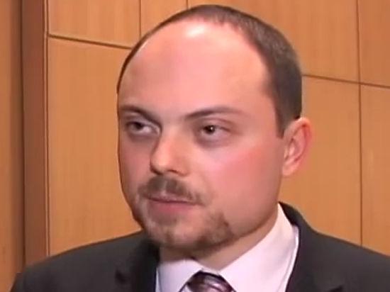 Владимир Кара-Мурза младший доставлен в реанимацию в тяжелом состоянии