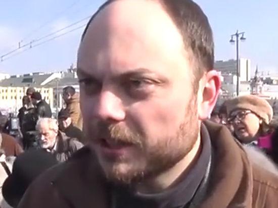 Владимир Кара-Мурза попал в больницу с тяжелым отравлением